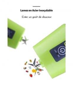 Blender Portable Lames