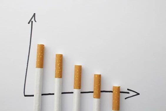 Cigarette Diminué