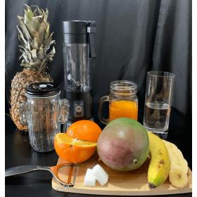 Recette Smoothie Banane Mangue Orange