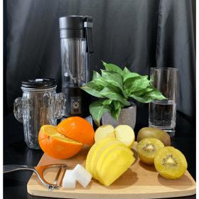 Recette Smoothie Kiwi Pomme Orange