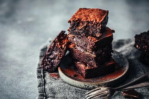 Brownie végan
