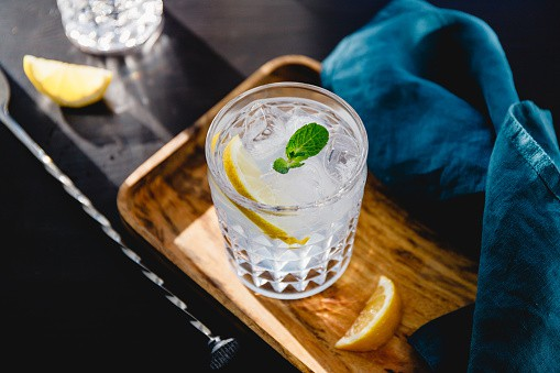 Cocktail citronnade
