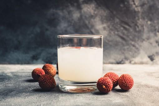 Cocktail litchi