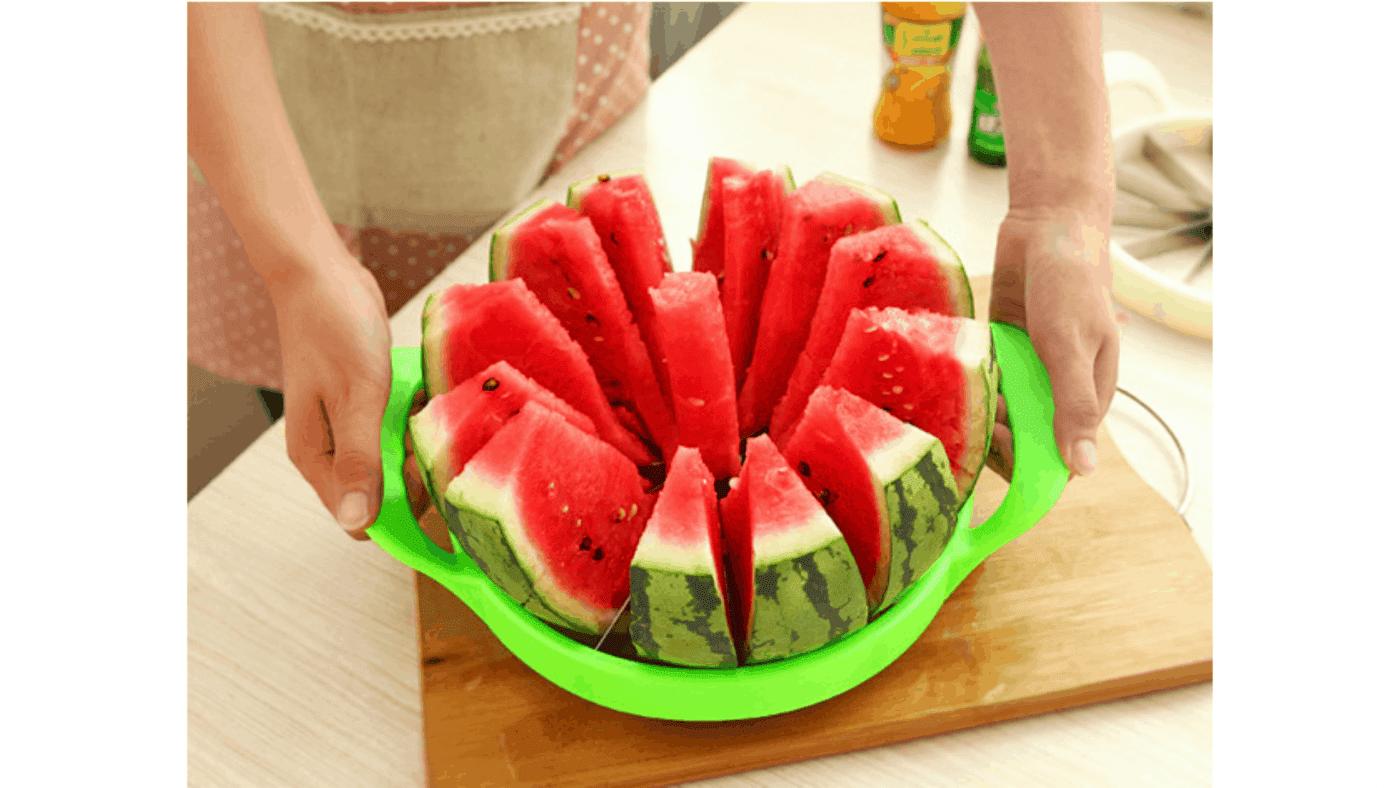Coupe pastèque