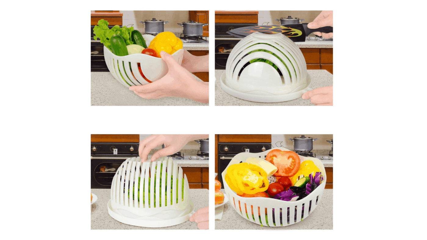 Coupe salade