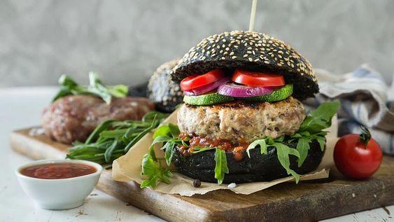 Hamburger végan