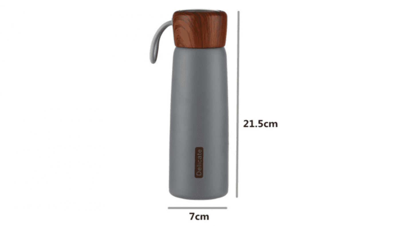 Bouteille thermos dimensions