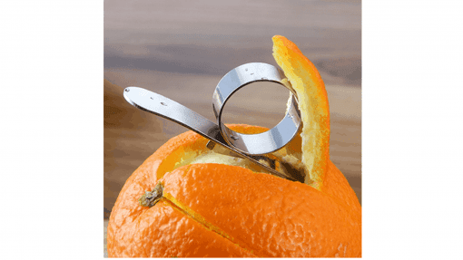 Éplucheur à orange