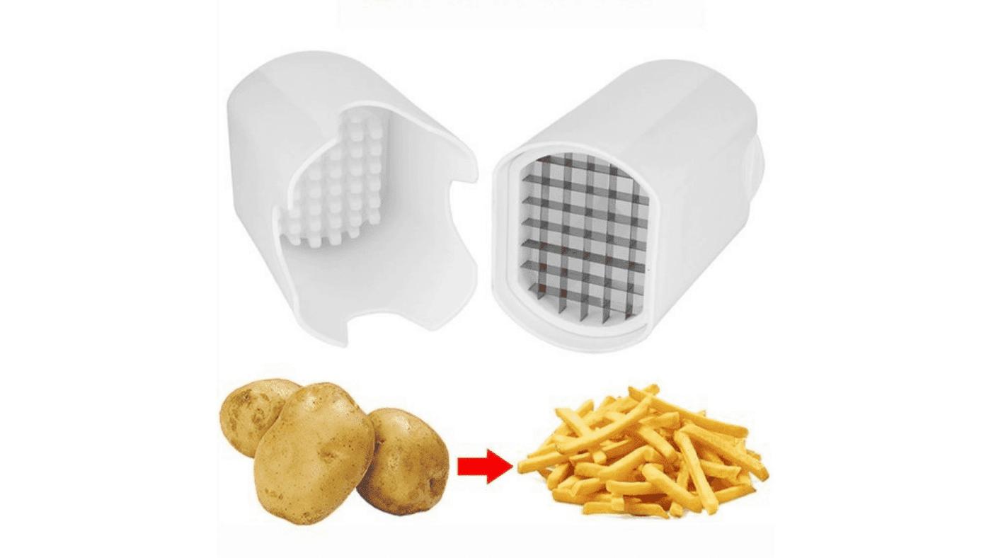Hachoir à pomme de terre à frite