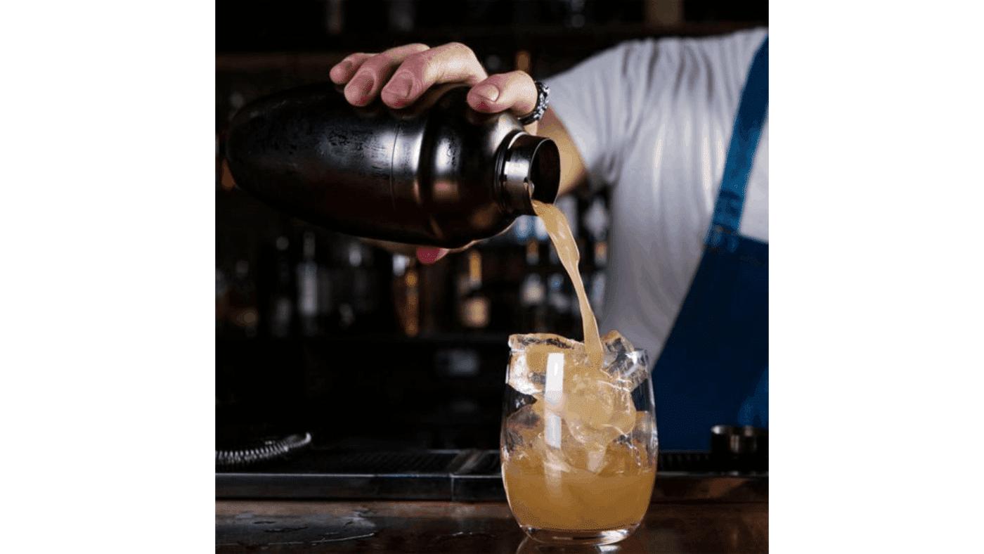 Shaker à cocktail professionnel
