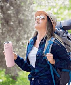 Thermos intelligent de camping