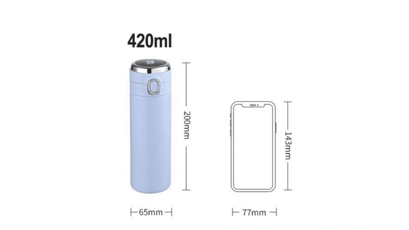 Thermos intelligent dimensions