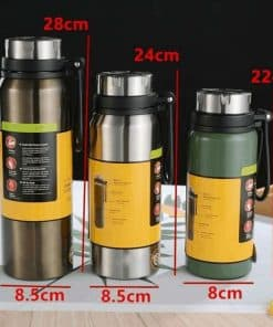 Thermos isotherme dimensions
